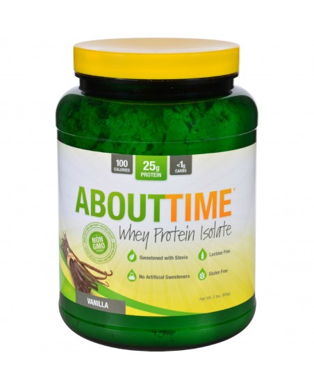 Old Label - About Time